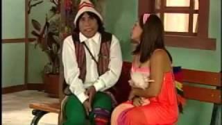 Cholo Juanito y Richard Douglas La Vecindad (secuencia)