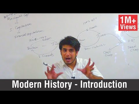 Modern Indian History IAS UPSC Lecture