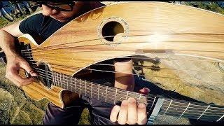 California Dreamin' - Harp Guitar Cover - Jamie Dupuis