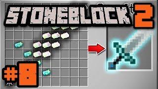 Minecraft StoneBlock 2 LIVE [8] XTREME Crafting