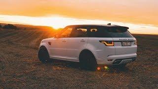 2018 Range Rover Sport SVR [4K] - sound, acceleration, footage!