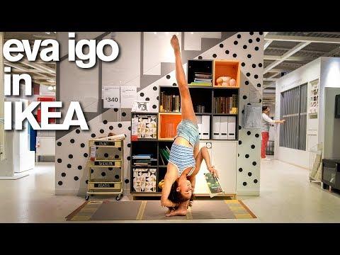 Xxx Mp4 Eva Igo BUSTED In IKEA For 10 Minute Photo Challenge World Of Dance 3gp Sex