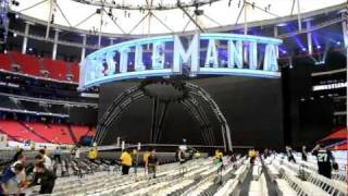 WWE WrestleMania 27 Before the Show