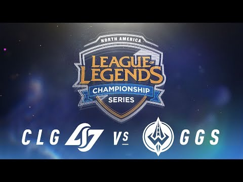 Xxx Mp4 CLG Vs GGS Week 6 Day 2 NA LCS Spring Split Counter Logic Gaming Vs Golden Guardians 2018 3gp Sex