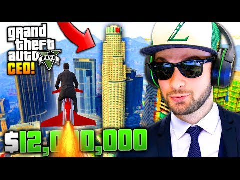 Xxx Mp4 BECOMING A CEO 12 000 000 SPENDING SPREE GTA 5 Online W Ali A 3gp Sex