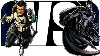 Batman vs Punisher - VS Podcast 8