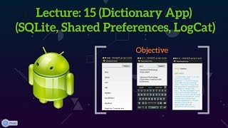 Java , OOP, Android Lecture 15 (Dictionary, SQLite, SharedPreferences)(In Bengali)(বাংলা)