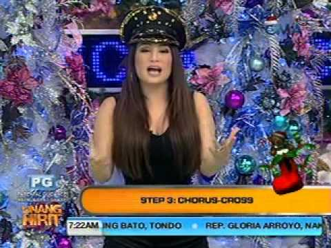 Unang Hirit Dancexercise with Regine Love on Top by Beyonce