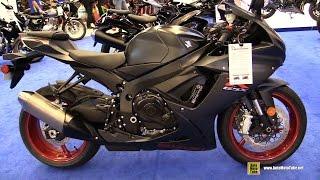 2017 Suzuki GSXR 600 - Walkaround - 2017 Montreal Motorcycle Show