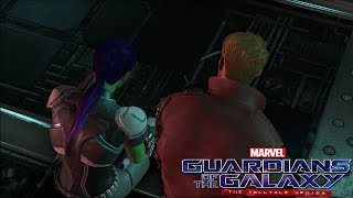 Guardians of the Galaxy FInding Gamorra