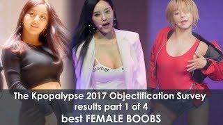 Kpopalypse 2017 Objectification Survey part 1 of 4