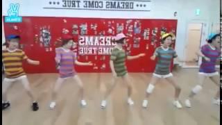 Red Velvet Dumb Dumb Mirrored Dance Practise