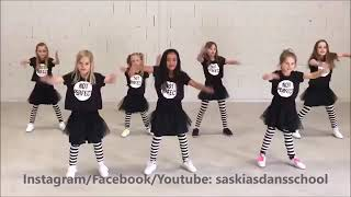 اروع رقص على اغنية ياليلي وياليله