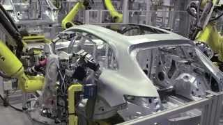 Behind the Scenes: Production of the Porsche Macan in Leipzig