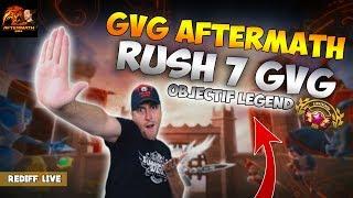 RUSH GVG#1 OBJECTIF LÉGENDE - Summoners War