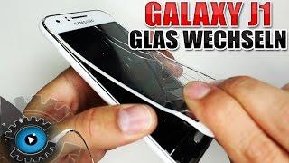 Samsung Galaxy J1 Glas Digitizer Touch Wechseln Tauschen Reparieren [Deutsch/German]
