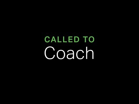 watch Gallup's Called to Coach with guest Jacque Merritt