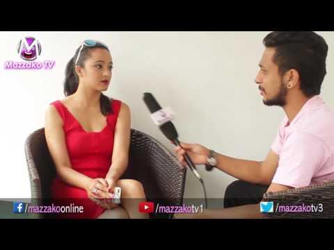 Mazzako Guff with Mariska Pokhrel   मरिष्का पोख्रेल    Chapali Height 2    Mazzako TV