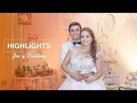 Highlights|Matrimonio|Joe & Cristina