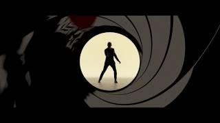 Spectre (2015) Gunbarrel - Daniel Craig