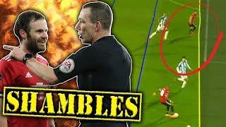 Romelu Lukaku Rescues Manchester United After VAR Meltdown! | W&L