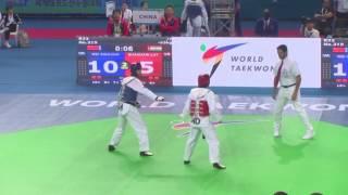 India vs China women -53 kg (R32) WTF World Taekwondo Championship 2017 Muju