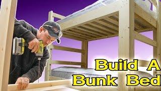Make A Bunk Bed - 180