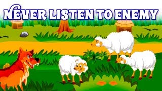 Never Listen To Enemy - English Stories For Kids | Moral Stories In English | Short Story In English