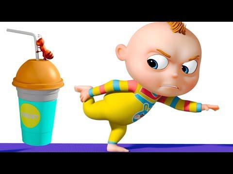 TooToo Boy Yoga Episode   Funny Comedy Series   Cartoon Animation   Videogyan Kids Shows
