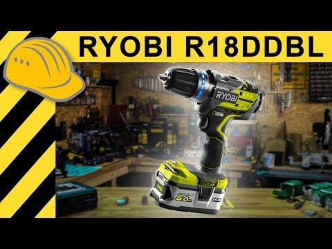RYOBI AKKUSCHRAUBER TEST | R18DDBL BRUSHLESS 5Ah ONE+ Akku - Top oder Flop? Akkuschrauber Vergleich