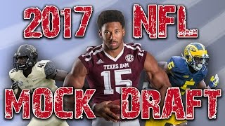 The Film Room Ep. 31: 2017 NFL Mock Draft Special