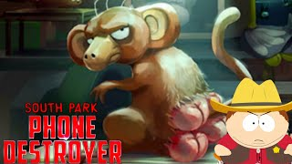 four assed monkey la nueva carta ya viene/south park phone destroyer/¿legendarias garantizadas?
