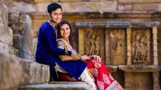 Amisha + Dishant - Pre Wedding Slideshow - Ahmedabad