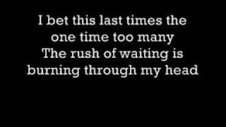 Blink 182 - Voyeur lyrics