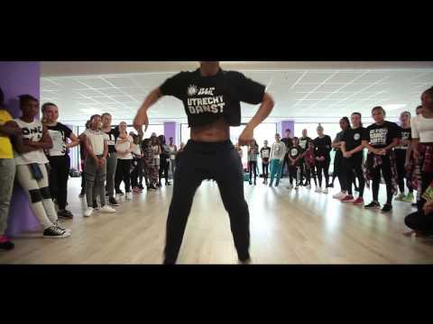 PRECIOUS ALVARES - I'M A DANCER COOLCAT BACK 2 DANCE SCHOOL WORKSHOPS 2015