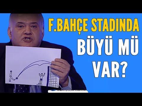 Fenerbahçe stadında büyü mü var? Top neden sekti?