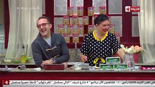 4 شارع شريف -  فقرة المطبخ مع الشيف منى الطرابيشي - 18 ديسمبر 2018
