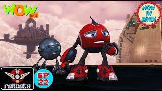 Motu Patlu presents RollBots : Ajax : Episode 22 : Action animation for kids