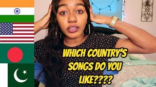 Which Country Song Do You Like The Most? | BBF| CHALLENGE