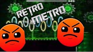 Geometry Dash - Retro Metro [Level by Derp]