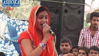सपना चौधरी  की  न्यू   रागनी II   Bharat Maa Ka Poot Ladla II compitition  2017