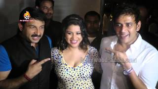 Bhojpuri Actress Anara Gupta Birthday Party With Ravi Kishan, Manoj Tiwari Many More Celebs