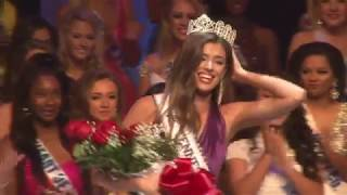 2018 MISS TENNESSEE TEEN USA Crowning Moment