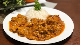 تشكن تكا مسالا 👌🏼😋 /دجاج هندي  سبايسي لذيذ / وصفه سهله جداً