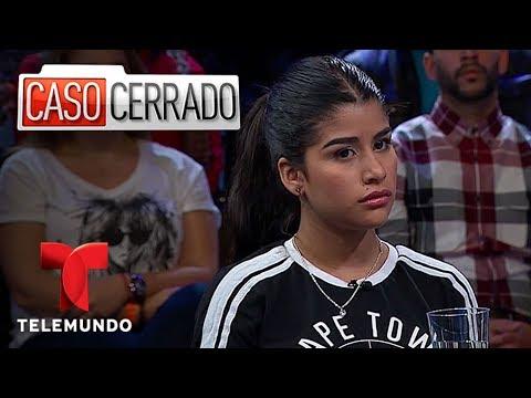 Xxx Mp4 Caso Cerrado 16 Year Old With 50 Year Old Boyfriend 👴🙎♿ Telemundo English 3gp Sex
