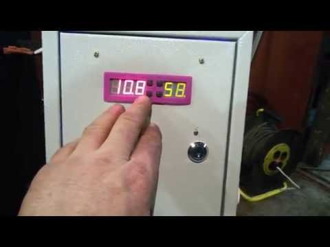 Автоматика для котлов на отработке своими руками
