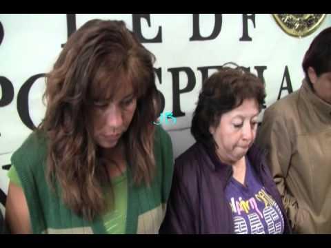 MARIGUANA VIA VAGINAL AL RECLUSORIO NTE DETENCION SEIS MUJERES. JORGE BECERRIL