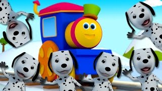 Bob The Train | Counting Numbers Song | Numbers song | Counting Number 1-10 with Bob, The Train