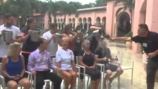 Martin Senn ALS Ice Bucket Challenge