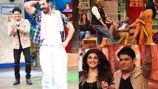 kapil sharma funny comedy with dhoni must watch